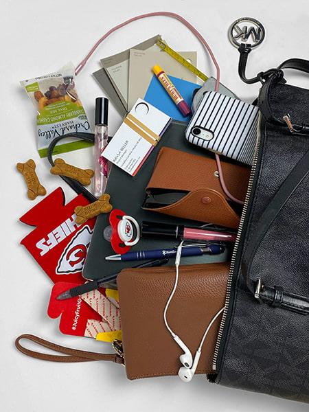 Kayla's bag