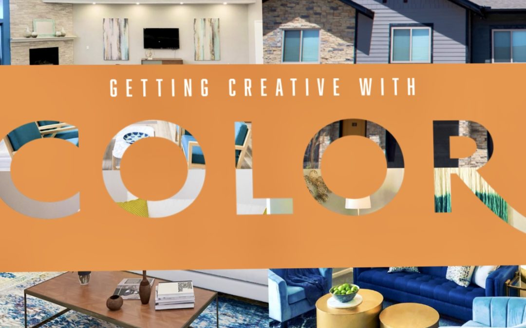 Getting Creative with Color – The Impact of a Color Story in Interior Design