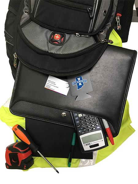 Kassie's bag | Apogee Professional Servicews