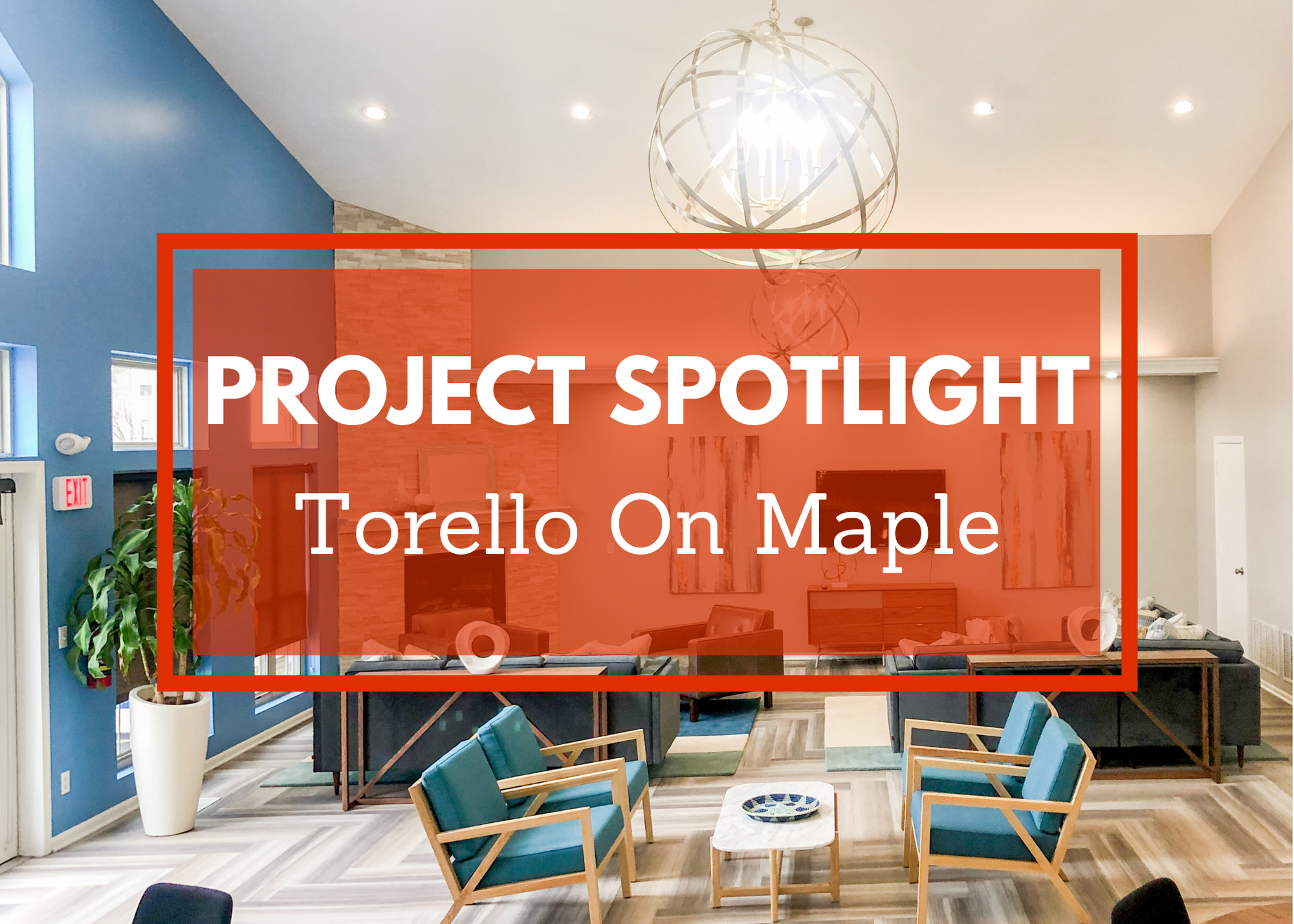 Project Spotlight: Torello on Maple