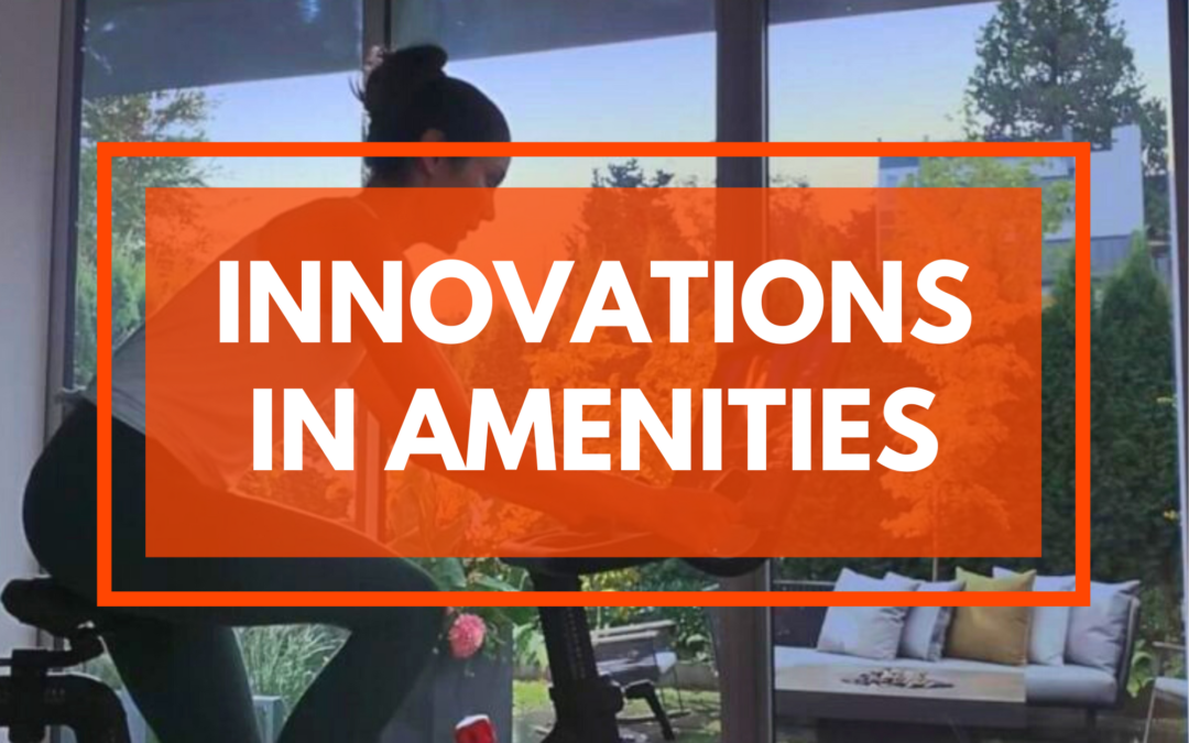 BLOG – Innovations in Amenities