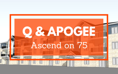 Q & APOGEE – Ascend on 75